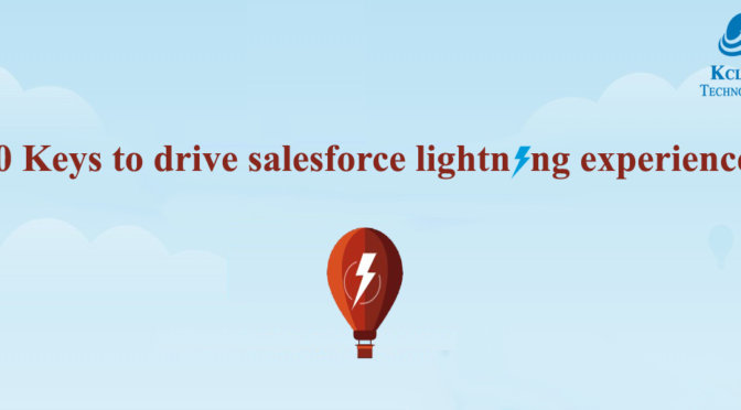 Moving from Salesforce Classic to Salesforce Lightning